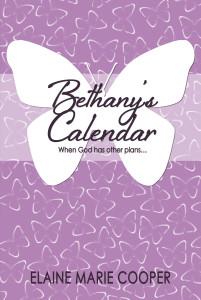 Bethanys Calendar Cover